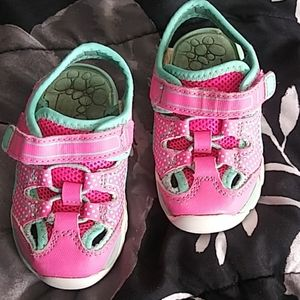 Pink Water Sandals